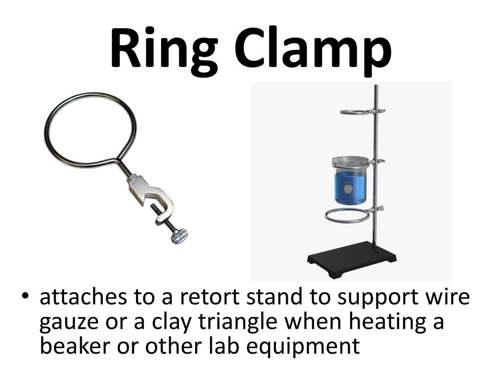 ring clamp and stand  se laboratory support clamp and