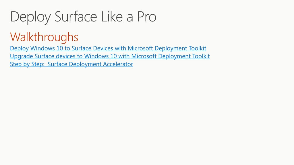 Manage Microsoft devices like a Pro - ppt download