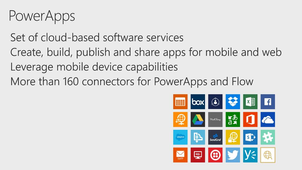 Quick Wins with Microsoft Flow & PowerApps - ppt download