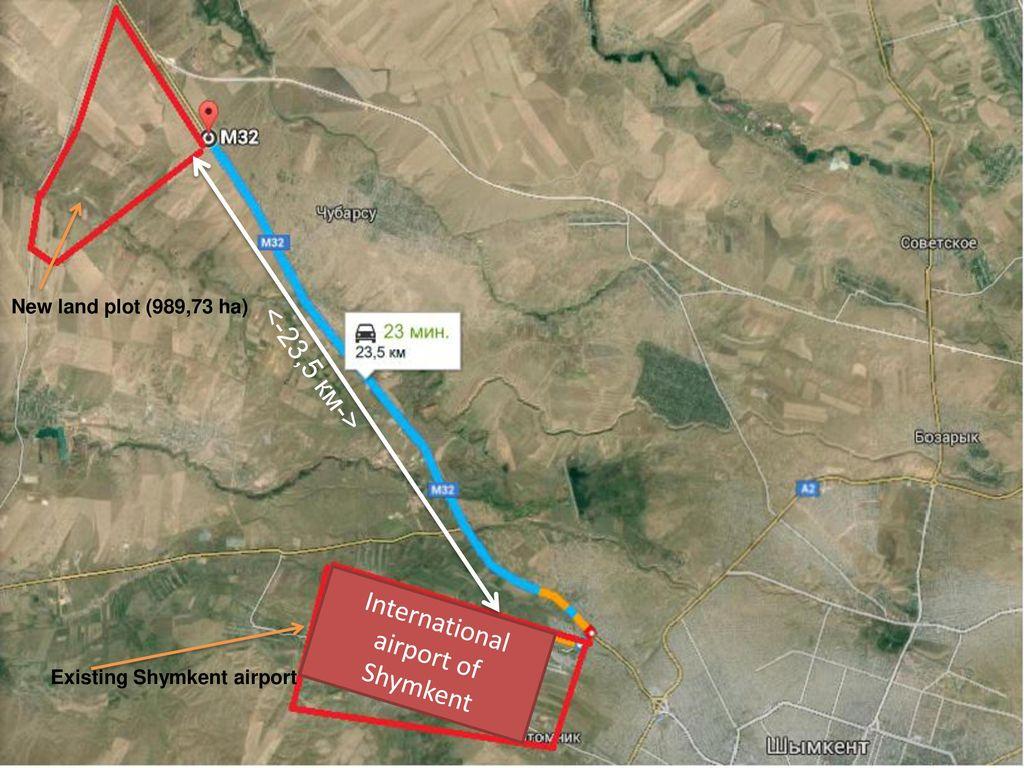 Shymkent Airport: brief information 27