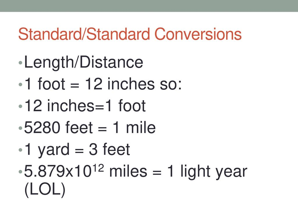 how many inches are in a light year