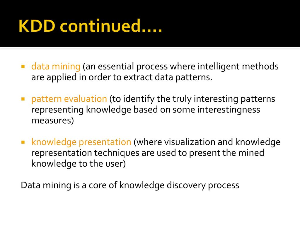 Data Mining Techniques and Applications - ppt download