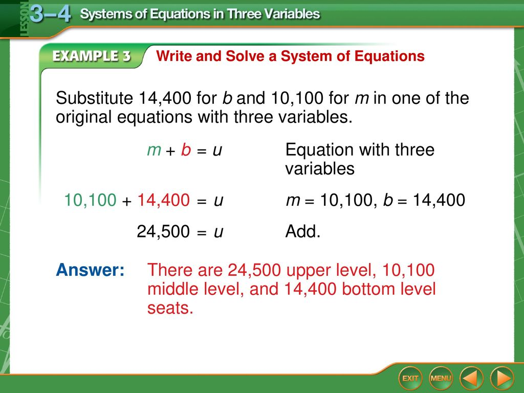systems with three variables - 960×720