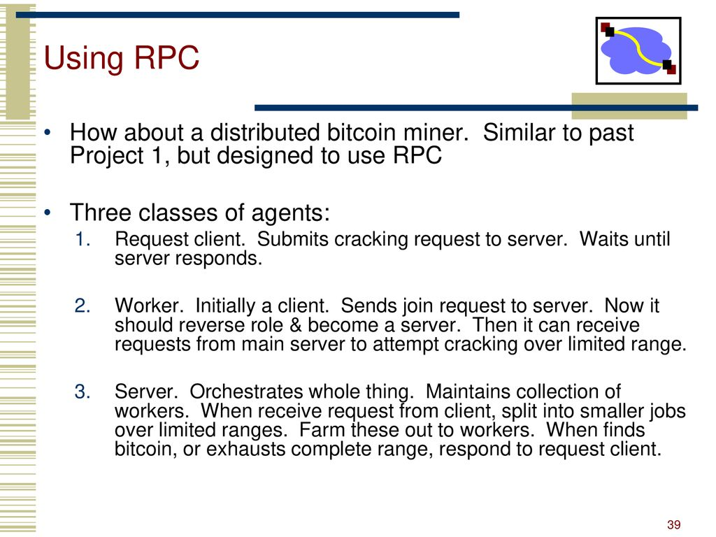 Distributed Systems RPC  - ppt download