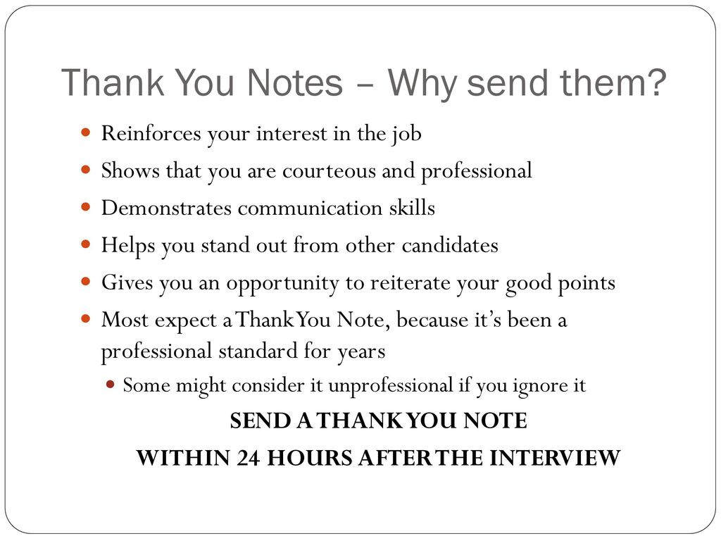 tips for a successful interview ppt download