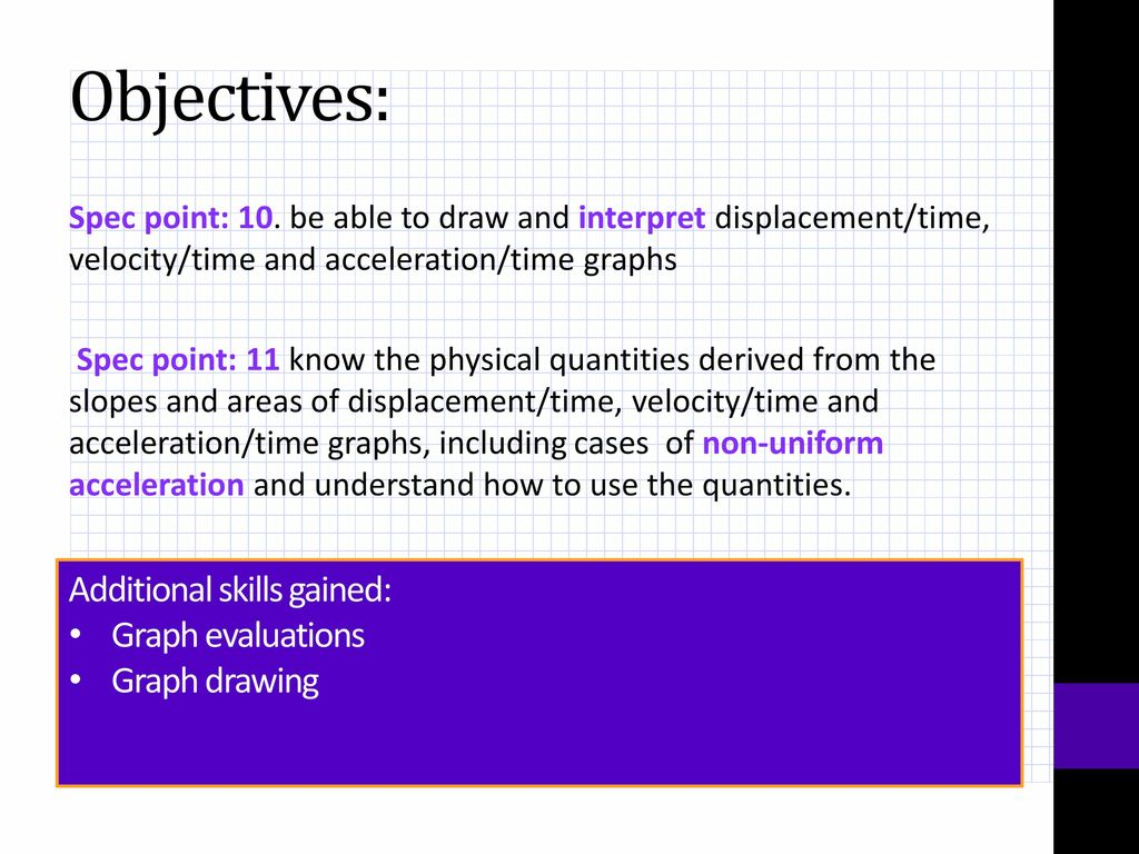 Worksheets Interpreting Motion Graphs Worksheet a physics motion graphs ppt download objectives additional skills gained graph evaluations drawing