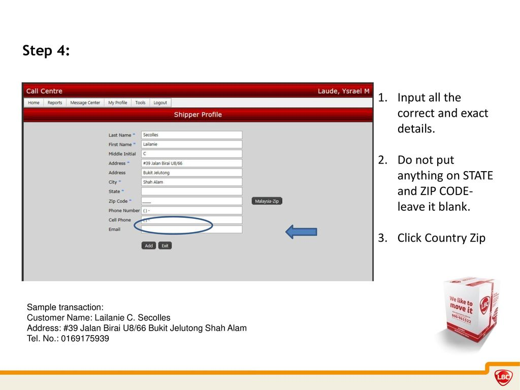 Booking Guidelines Ppt Download