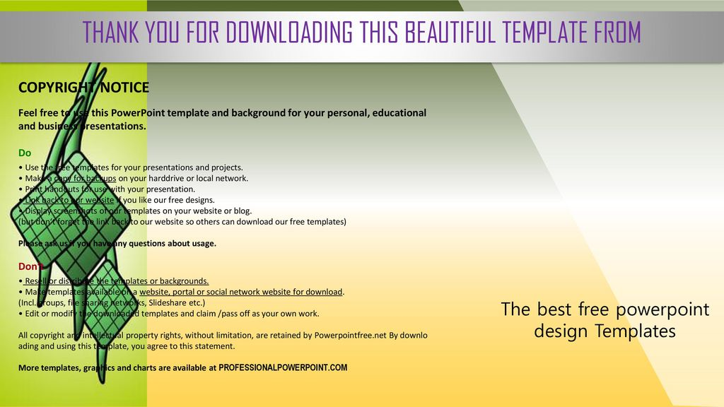 download more powerpoint templates from professionalpowerpoint com