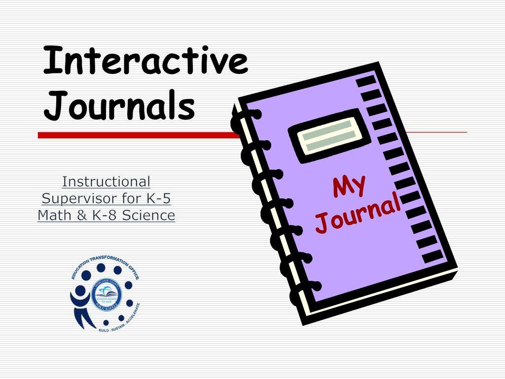 Instructional Supervisor for K-5 Math & K-8 Science - ppt download