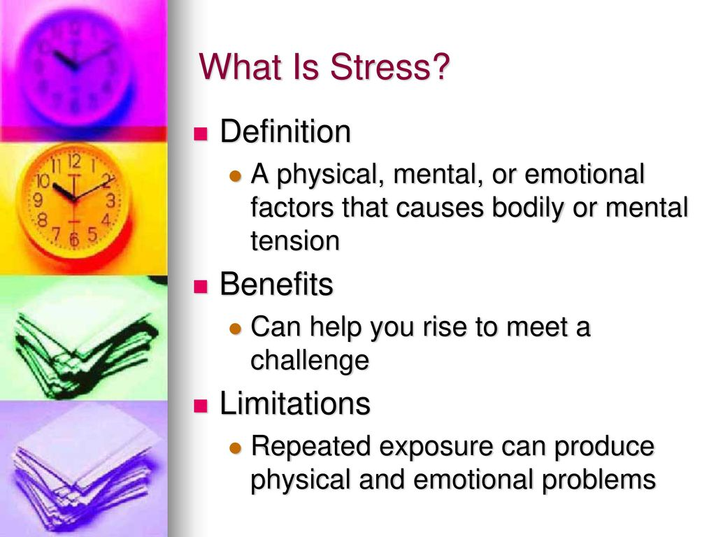 stress management: positive and negative health behaviors - ppt download