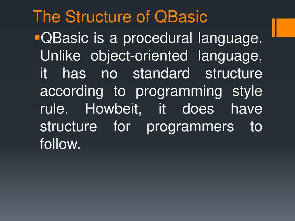 Qbasic Lesson Pdf