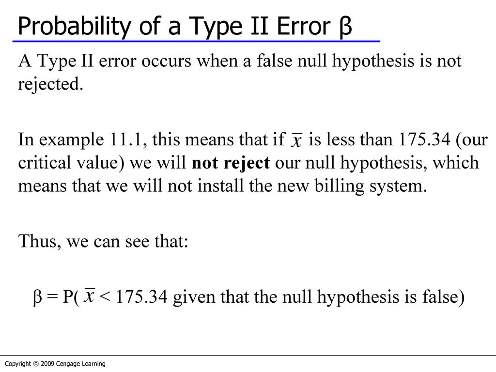 Introduction to Hypothesis Testing - ppt download