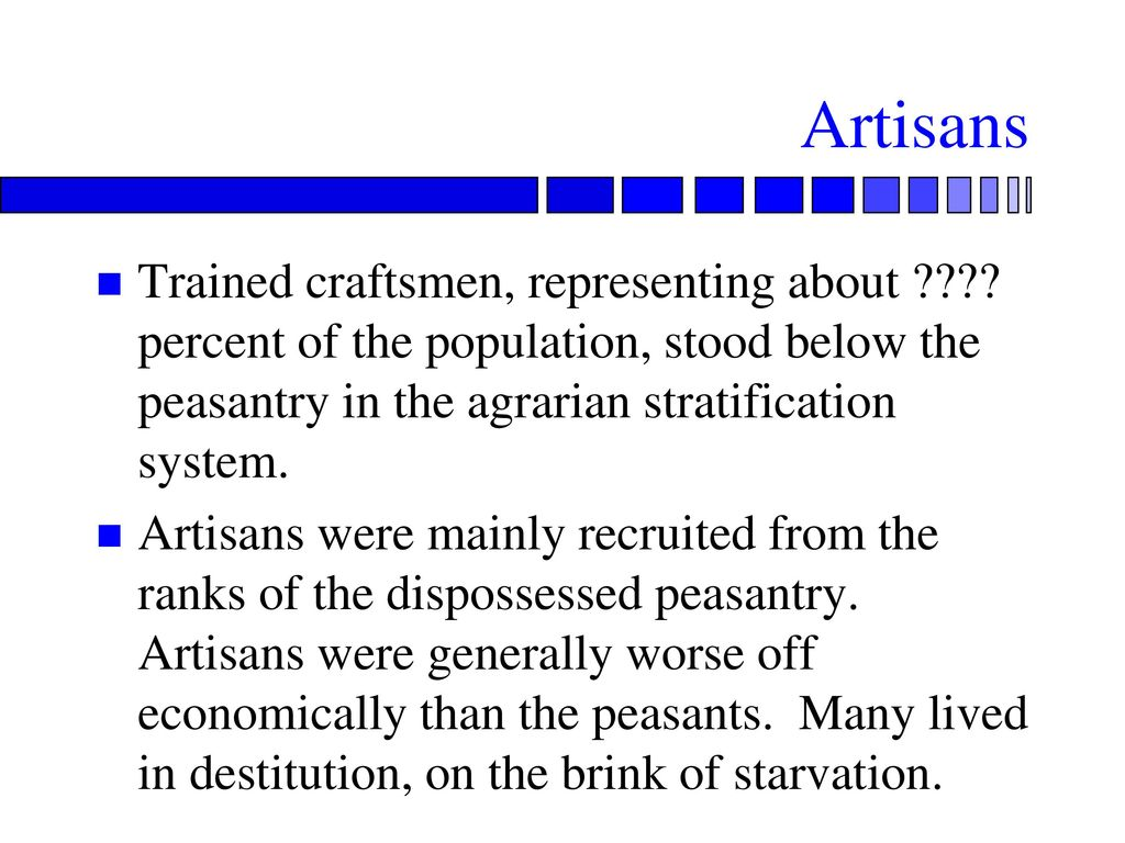 agrarian stratification