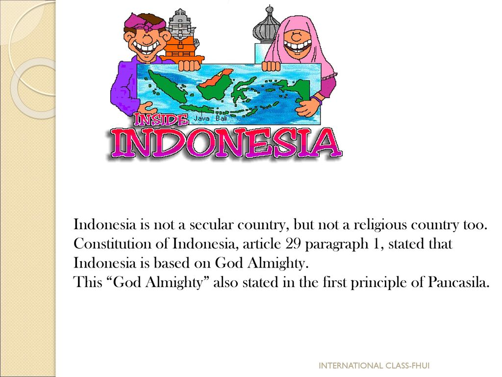 paragraph on secularism