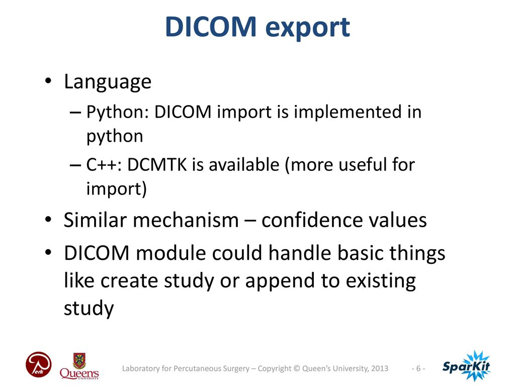 DICOM-RT support in SlicerRT - ppt download