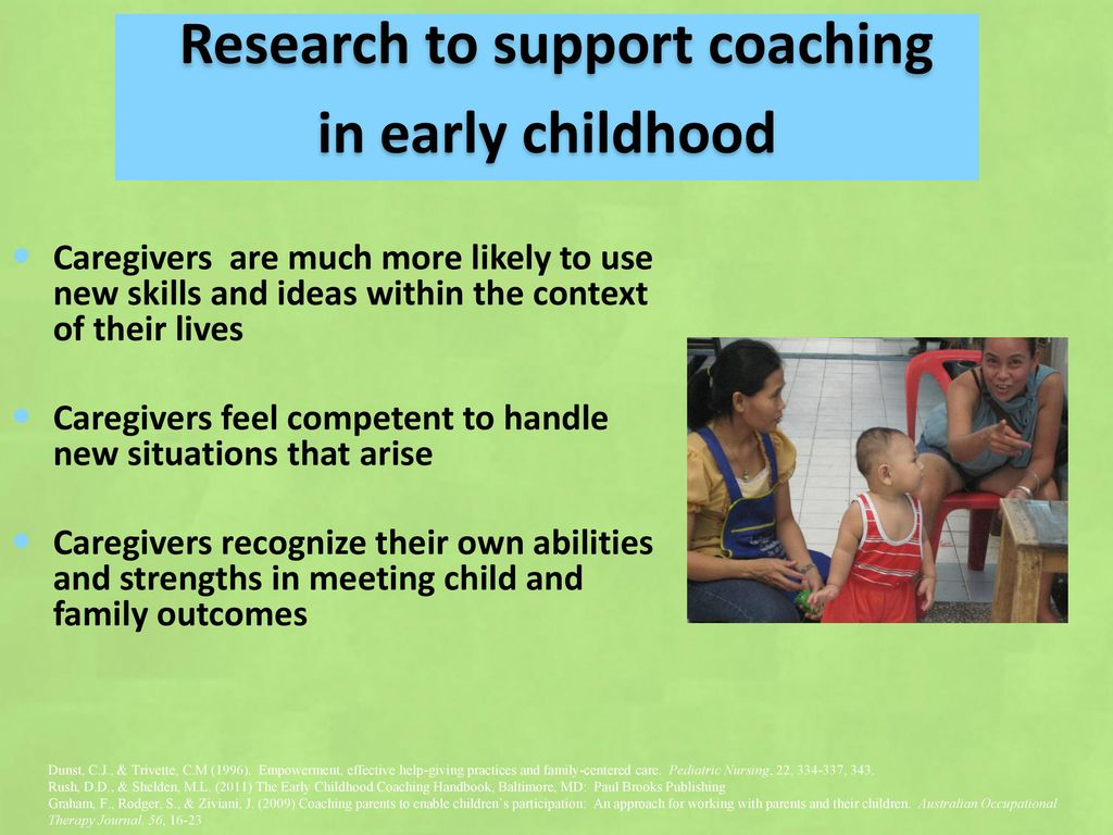 Building Practitioner Capacity Strengths Based Coaching Fit Focus