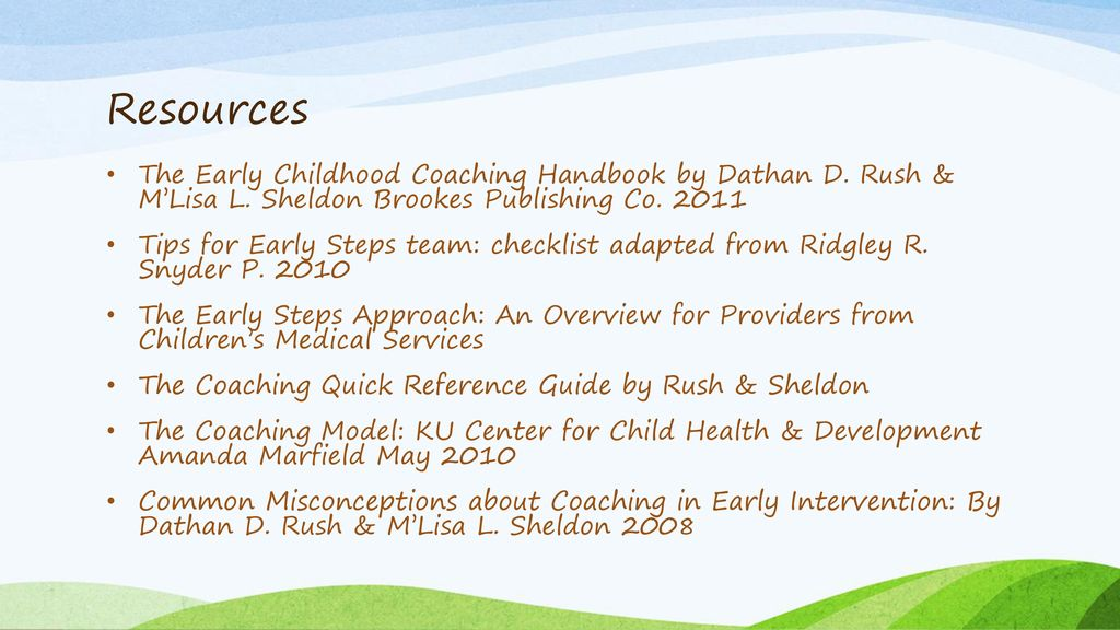 Resources For Providers Ppt Download