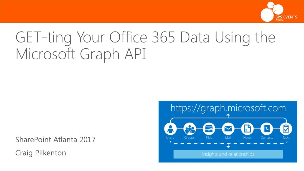 Office 365 Graph Api