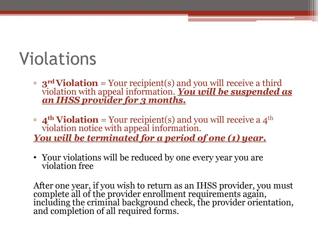 New IHSS Overtime Rules - ppt download