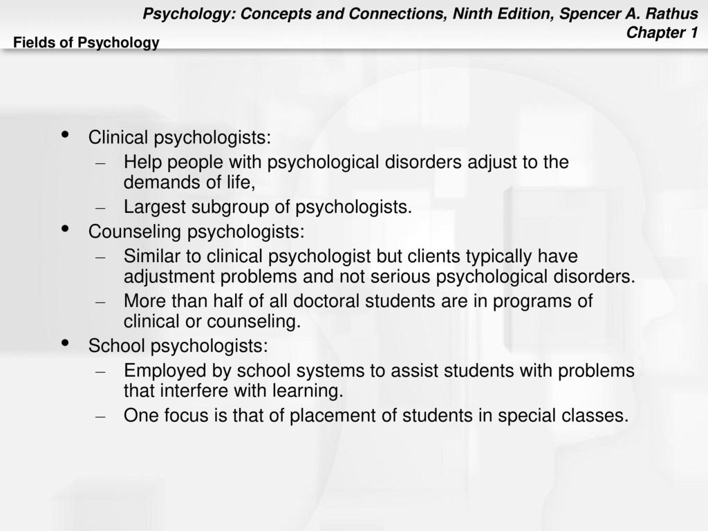defining psychology psychology is defined as the scientific study of