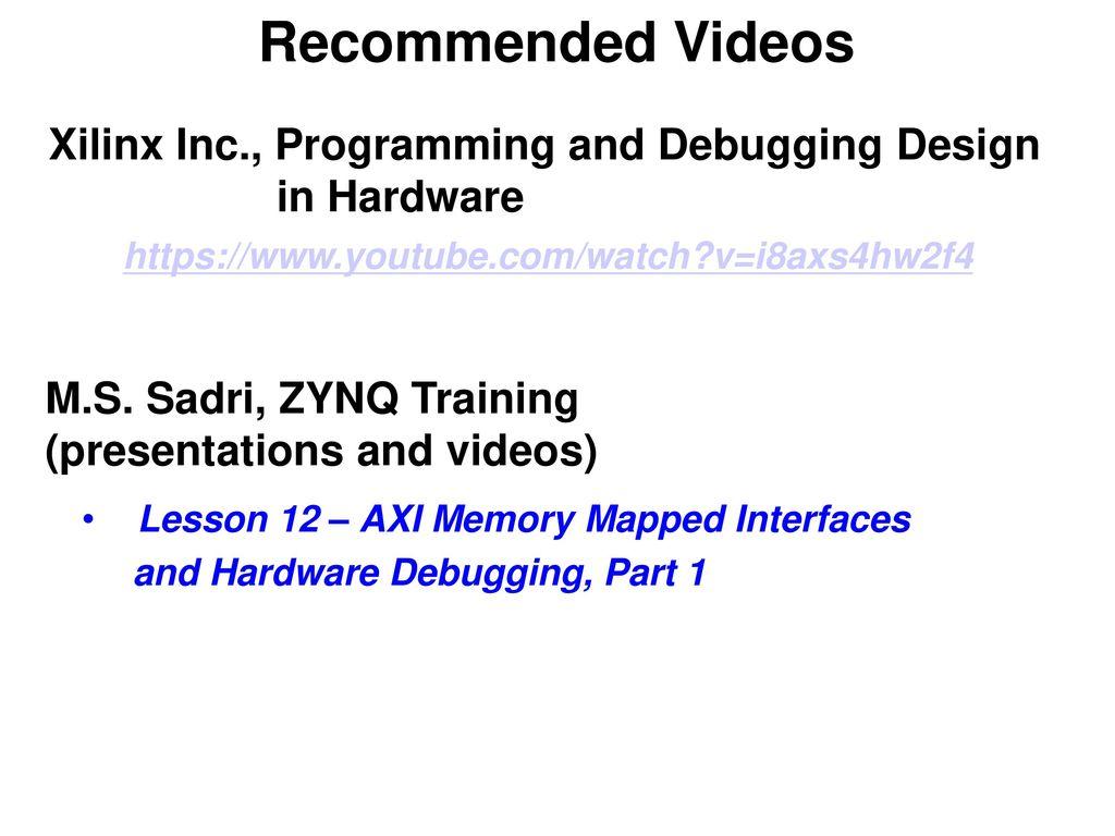Integrated Logic Analyzer - ppt download