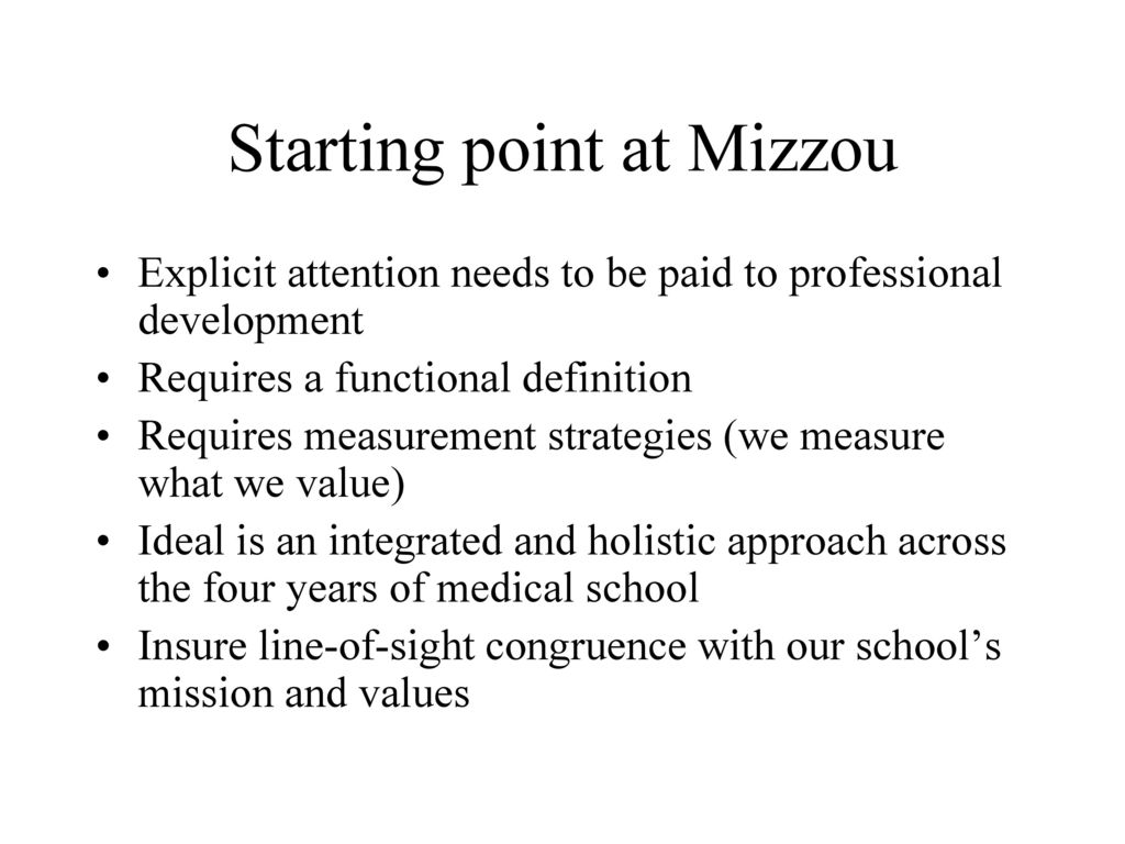 university of missouri-columbia - ppt download