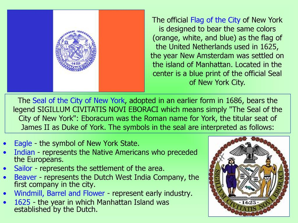 New York City Ppt Download