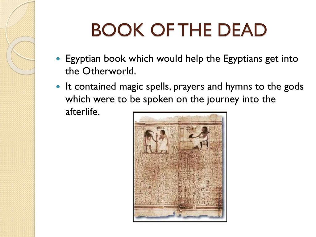 ANCIENT OF EGYPT  - ppt download