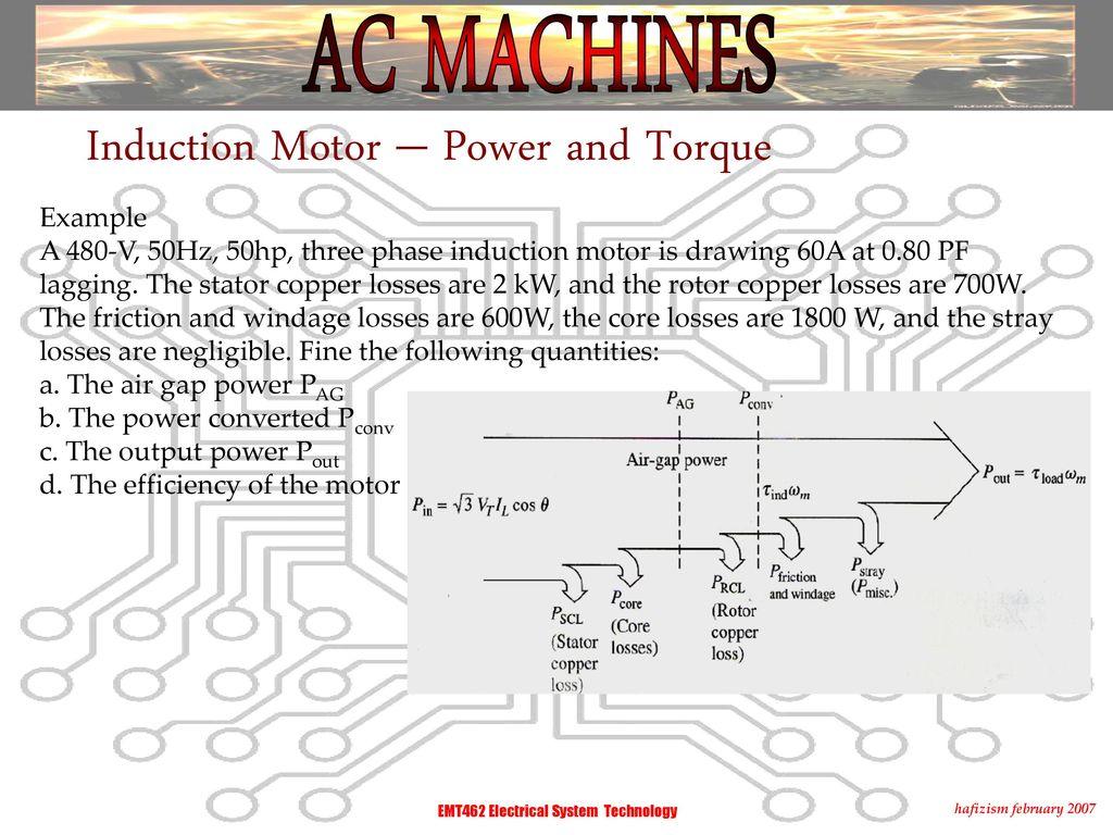 Emt462 Electrical System Technology Ppt Download Ac Motor Stator Wiring Diagram