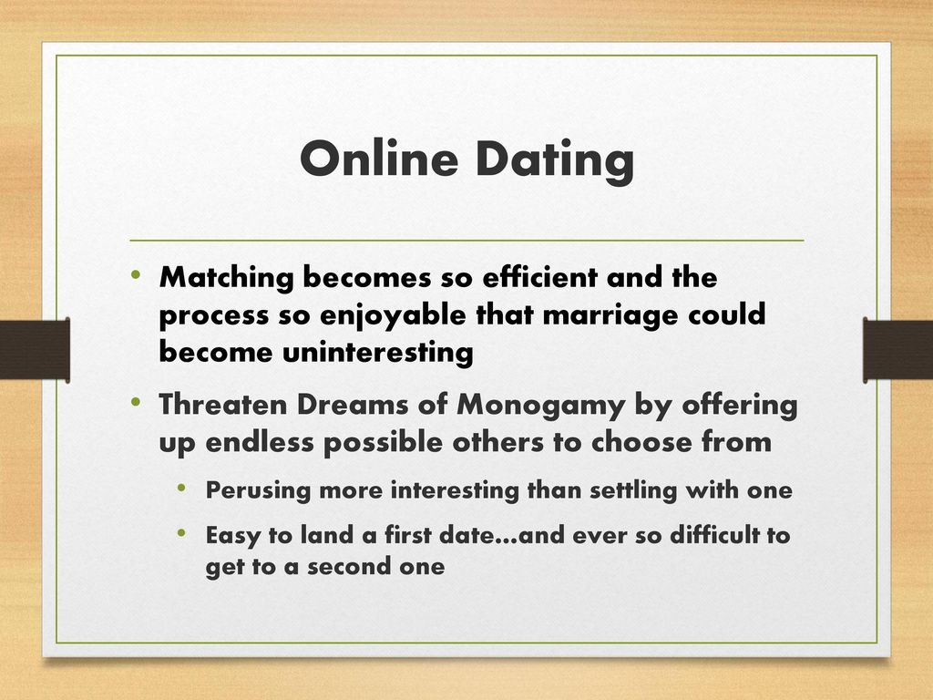 How successful is online dating at leading to marriage