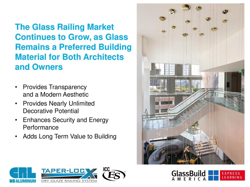 All About Glass Railings and Guardrails - ppt download