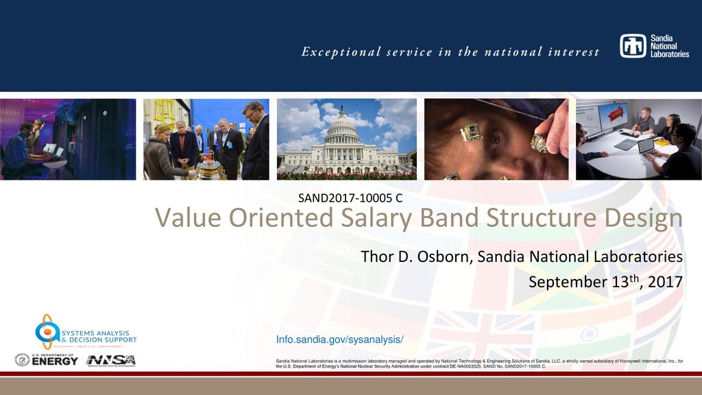 Value Oriented Salary Band Structure Design - ppt download