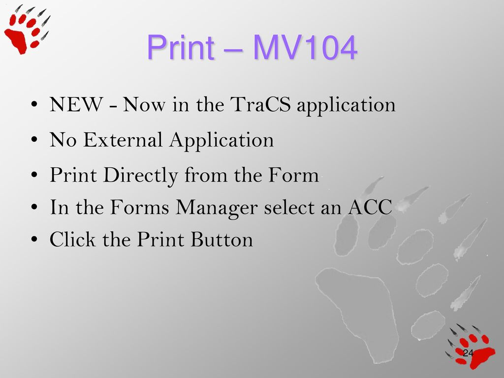 Tracs 10 Overview For Tracs 7 Users Ppt Download