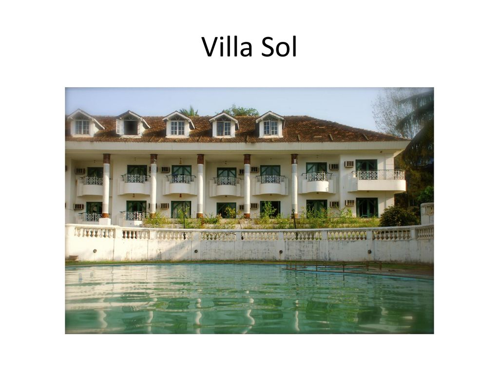 Villa Sol Boutique Hotel - ppt download