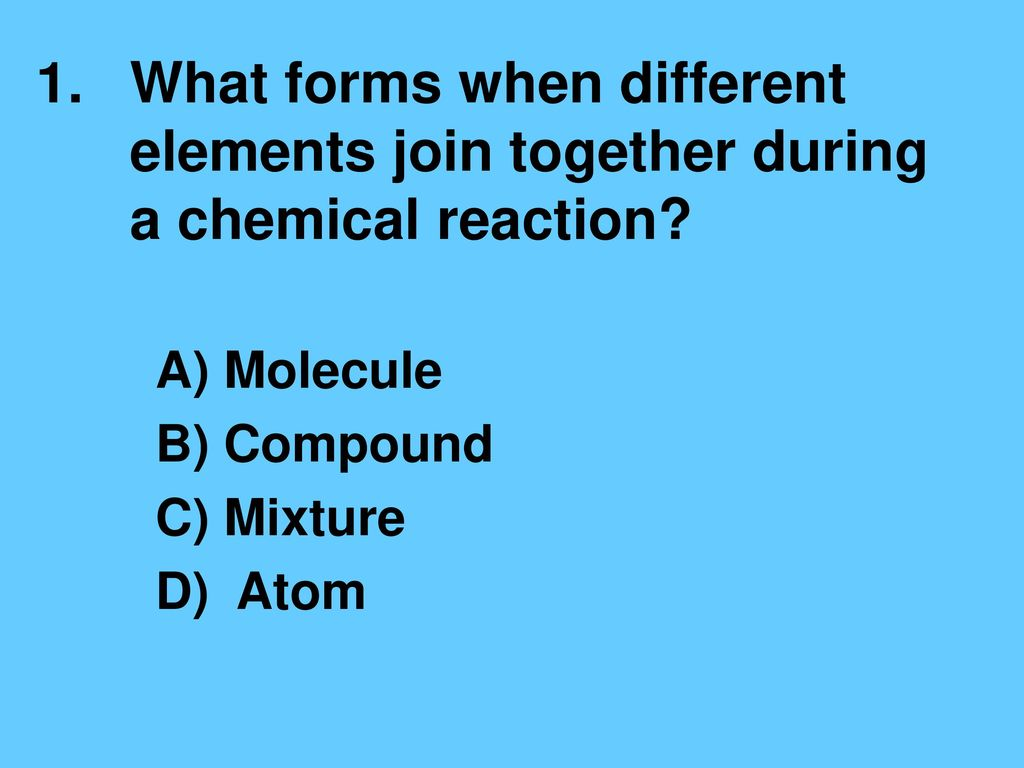 Molecules compounds and mixtures reinforcement ppt download 2 what urtaz Choice Image