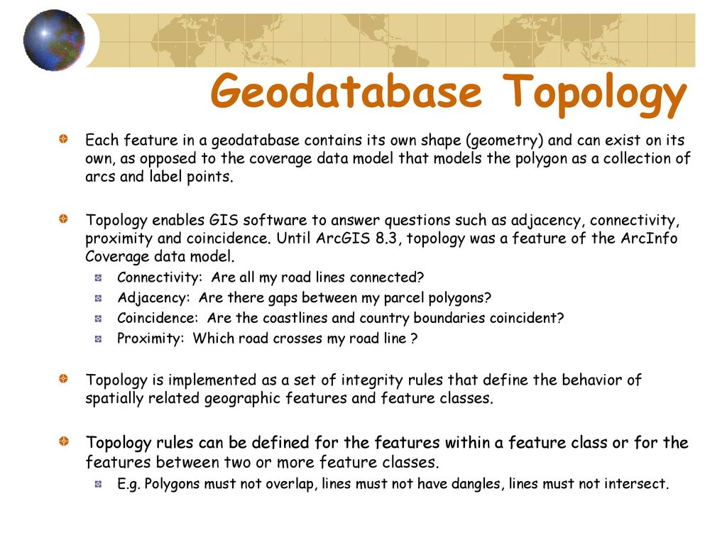 Introduction to GIS and Data - ppt download