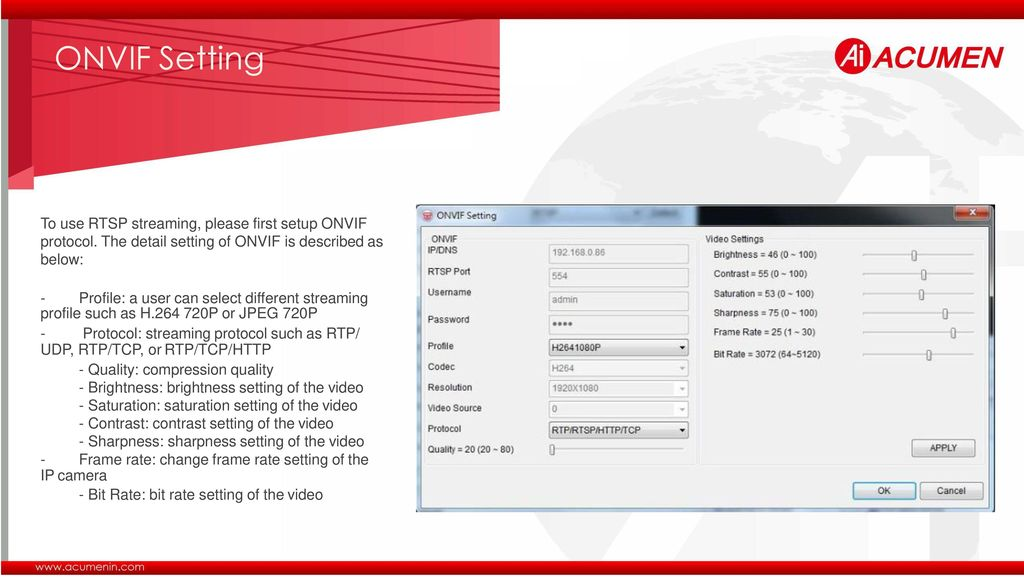 AiM5 0 Professional CCTV CMS Software  - ppt download