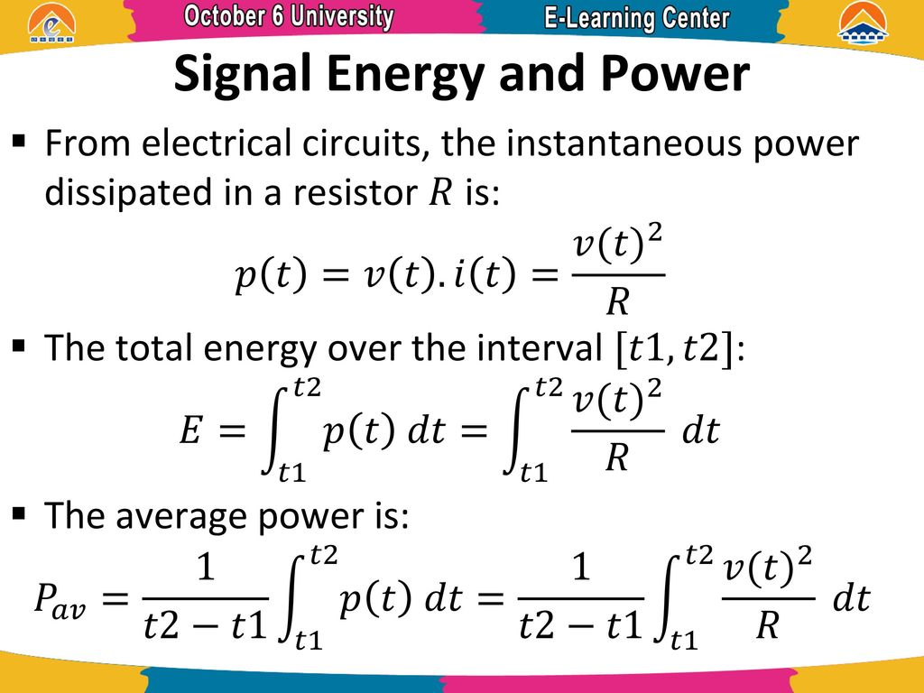 Signals And Systems By Dr Amin Danial Asham Ppt Download Electronic Circuits 2 Salivahanan Pdf 13 Signal