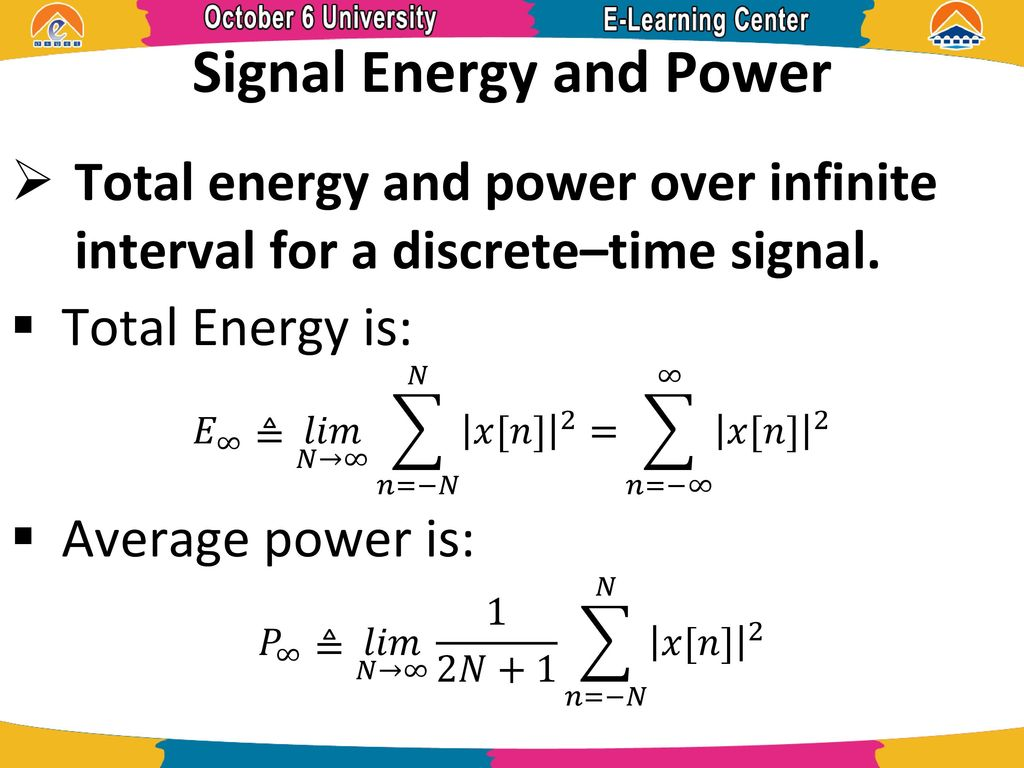 Signals And Systems By Dr Amin Danial Asham Ppt Download Electronic Circuits 2 Salivahanan Pdf 19 Signal