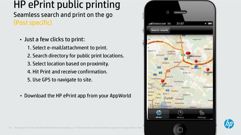 Hp Eprint Apps Download