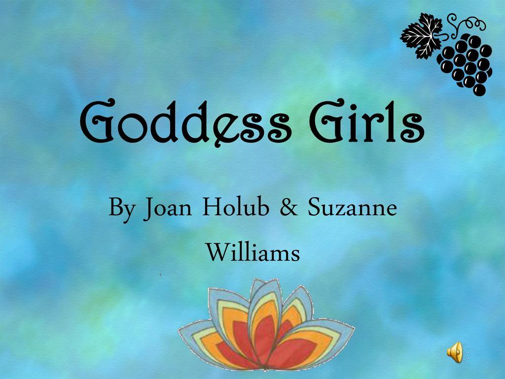 aphrodite the beauty williams suzanne holub joan