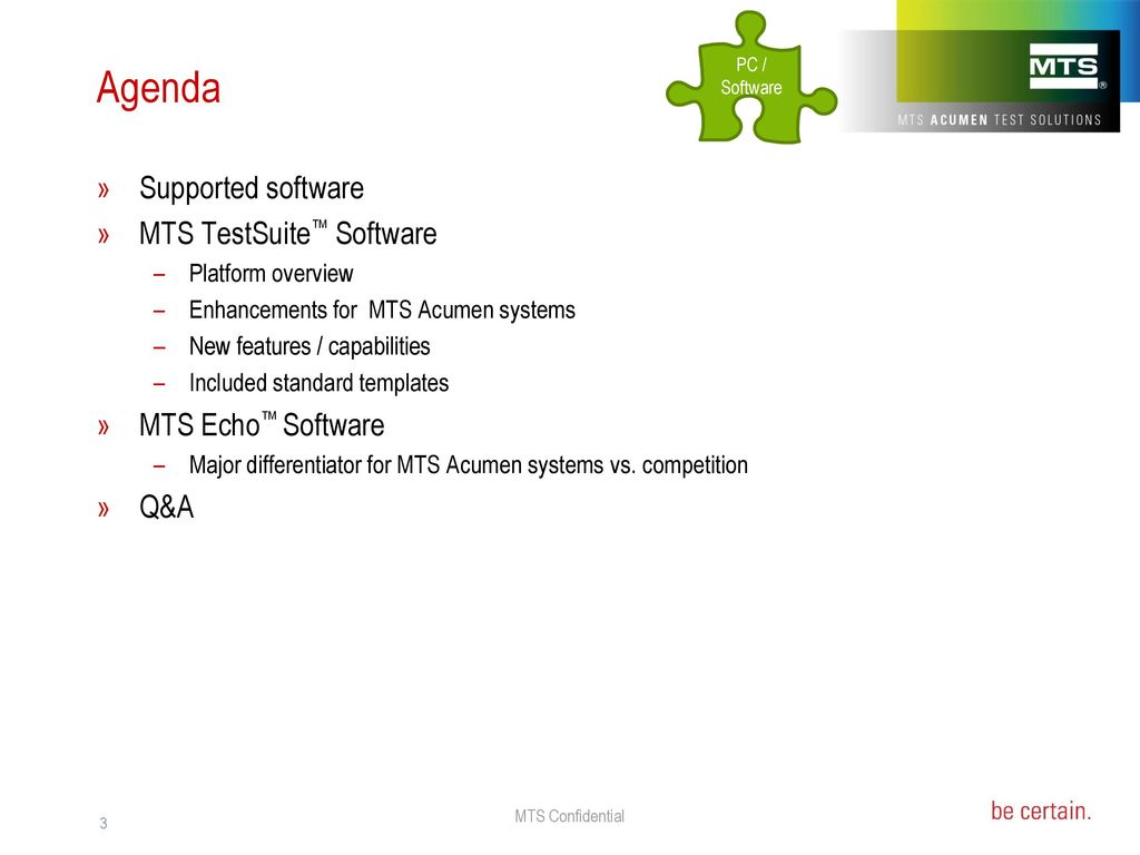 System Overview – Software - ppt download