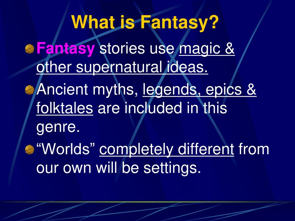 What is fantasy 14