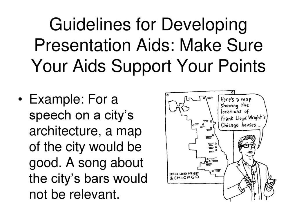 Using Presentation Aids - ppt download