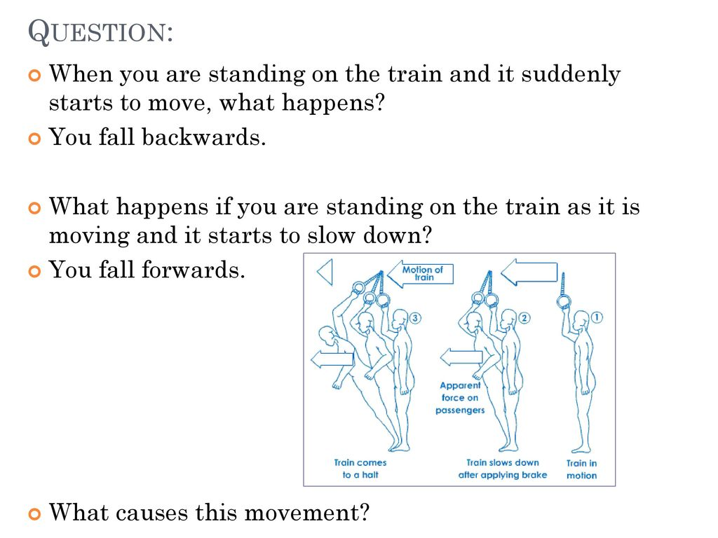 Inertia and Newton's First Law of Motion - ppt download