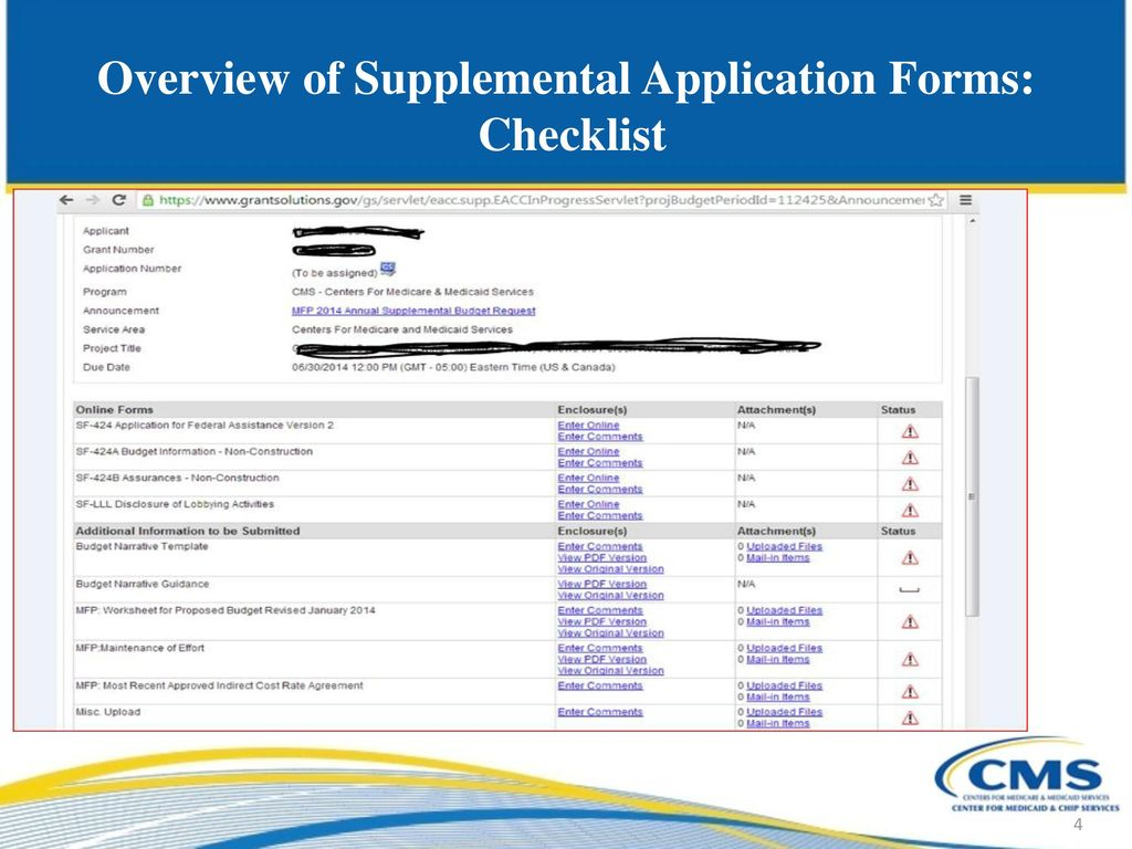Walkthrough Of Budget Forms And Process Ppt Download
