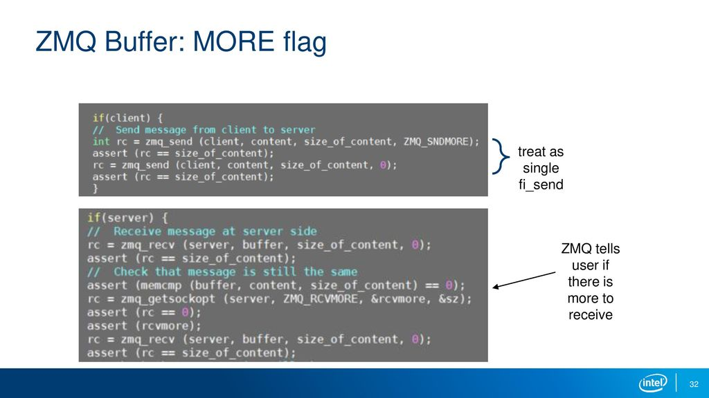 Zeromq Python Client Server Example