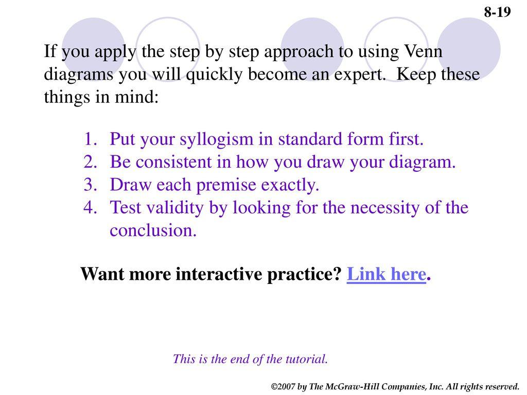 Testing Validity With Venn Diagrams Ppt Download Logic Diagram Maker 19 Put