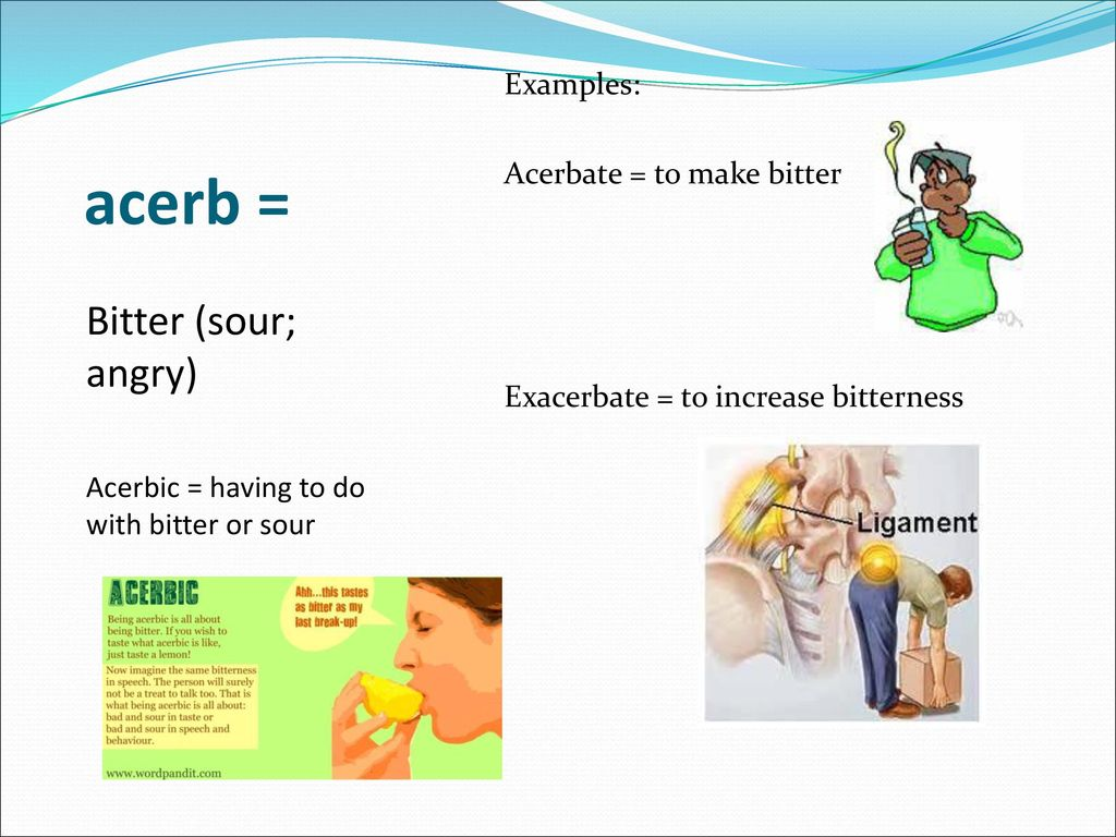 Word Dissection Lesson 29 Ppt Download