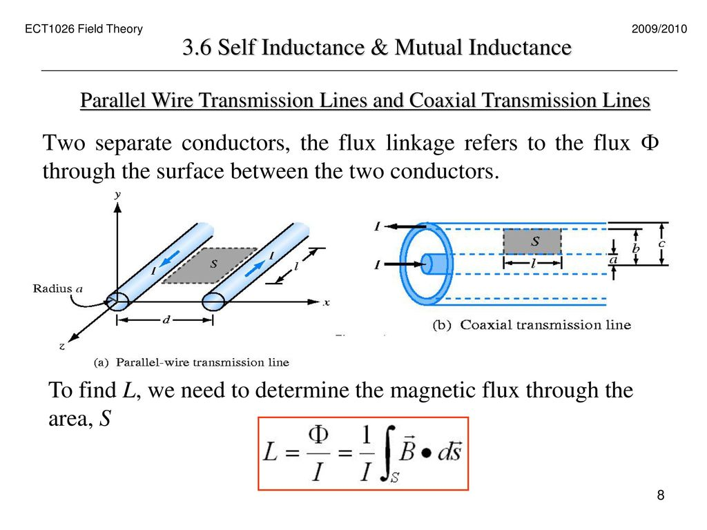 Lecture 3-6 Self Inductance and Mutual Inductance - ppt download